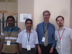 Offline wikipedia people: myself, Shiju Alex, Martin Walker, Manual Schneider